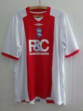 fe774cc04 2008 Original Umbro Birmingham City Retro Jersey Soccer Football Shirt Mens  Away