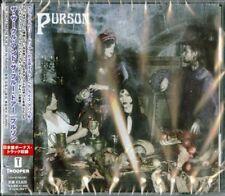 PURSON-THE CIRCLE AND THE BLUE DOOR-JAPAN CD BONUS TRACK F56