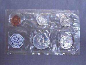 1963 US Mint Silver Proof Set