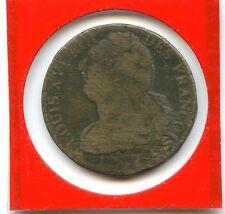 Louis XVI 2 sols 1792 A   n°1769