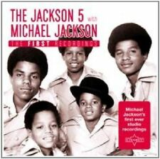 Jackson 5 Michael Jacksons First Recordings CD