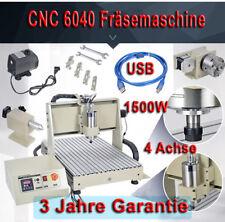 USB 6040 1500W CNC 4Achse Fräse Fräsmaschine Gravierat Gravierung Router Machine