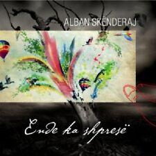 Alban Skenderaj - Ende Ka Shprese (2011). CD with Albanian Pop Music