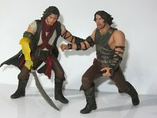 Jake Gyllenhaal Prince of Persia FILM TOY FIGURE SET come Principe Dastan