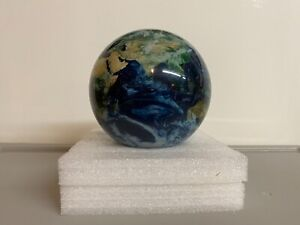 MOVA Motion Within Globe 4.5 inch earth with clouds MG45271155