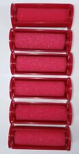 Richard Caruso Molecular Steam Hot Rollers Curlers 6 SMALL Replacements