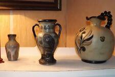 vase Roger Guerin watneys décor antique Égypte art déco