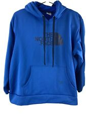 The North Face Blue Black Hoodie Jacket Women's Size XL