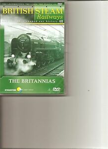 British Steam Railways (No.48) The Britannias DVD
