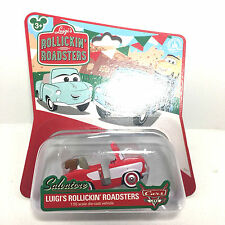 DISNEY CARS LAND LUIGI'S ROLLICKIN ROADSTERS SALVADORE DISNEY PARKS EXCLUSIVE
