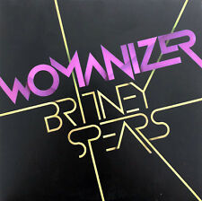 Britney Spears ‎CD Single Womanizer - Promo - France (EX+/M)