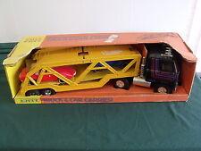 Ertl International Transtar Truck & Car Carrier