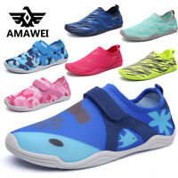 Kids Water Shoes Boys Girls Unisex Children Outdoor Swimming Sports Sneakers