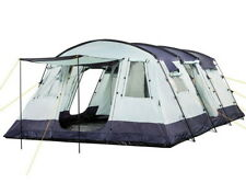 VIBRA CAMPING NEVADA 6 Person/Man Family 5000mm Tent Sewn-in Groundsheet NEW