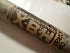 """X-B-H Sport Craft Whippet 35 official Softball Bat 34"""" long 34 1/2Oz Model 06160"""