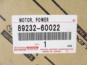 Genuine OEM Toyota 89232-60022 Power Telescopic Tilt Motor 1998-07 Land Cruiser