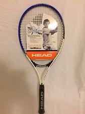 "HEAD Ti.Conquest Adult Tennis Racquet Nano Titanium 4 3/8"" NEW."