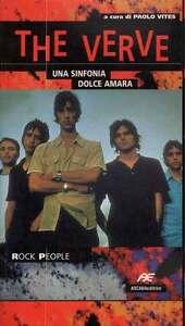 The Verve Libro Una Sinfonía Dolce Amara Nuovo 9788879661867