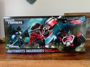 Transformers Asia Generations Autobots Warriors Deluxe Kup Ratchet Perceptor