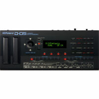Roland D-05 Linear Synthesizer / Reproduction of Roland D-50 New