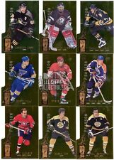 1999-00 Be A Player BAP Millennium Hockey Pearson 16-Card Insert Set /300