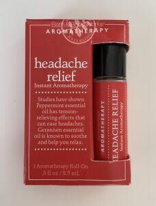 Bath & Body Works Natural Wellbeing Aromatherapy Headache Relief Roll-On .3 floz