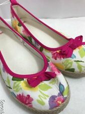 GYMBOREE Fairy Fashionable sz 2 shoes flowers bow floral  NEW NWT