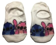 Lilo and Stitch Stitch and Angel Characters Pedi Ankle Socks