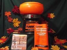 7631318 Lyman Turbo 1200 Pro Tumbler Vibratory Case Polishing