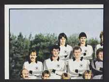 Panini - Euro 84 - # 132 Deutschland-BRD Team Group