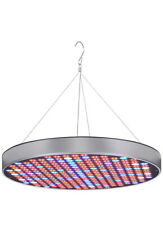 LED Grow Light 50W UFO Red And Blue LEDs UV IR Full Spectrum Round
