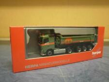 Herpa camion volvo fh4 Rundmulden-SZ Max Wild 308977