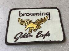 Vintage Browning   Golden Eagle Patch