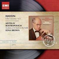 Mstislav Rostropovich - Haydn: Violoncelle Concertos Neuf CD