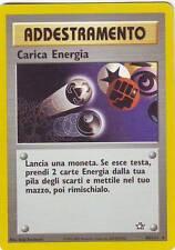 ADDESTRAMENTO - 85/111 - POKEMON - CARICA ENERGIA - ITALIANO - EX