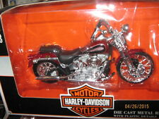 Maisto 1/18 Scale Harley-Davidson 2001 Springer Softail -Free Ship