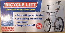 NEU ° super FAHRRAD-LIFT bis 4 m Höhe Fahrrad-Träger Bike Aufbewahrung Lift  NEU