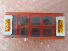 10 Stk. Sandvik R245-12 T3 M-PM 4230 Wendeschneidplatten Inserts