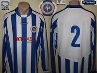 Jersey Camseta Trikot Maglia Shirt Longsleeve OLDSWINFORD YFC Stanno #2 Home U18