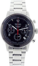 Seiko Chronograph Steel Men's Watch Ssb011 Watches Product Description