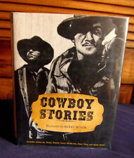 COWBOY STORIES SIGNED 2X BY ELMORE LEONARD 3:10 TO YUMA HB 2007 JUSTIFIED CLLTN
