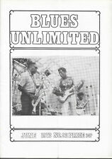 BLUES UNLIMITED : No.92 : June 1972 : John Littlejohn & Mack Simmons