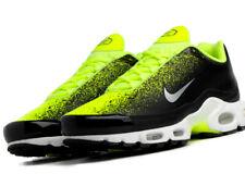 Nike Air Max Plus Herrenschuhe Sneaker Turnschuhe Tuned TN 42,5 Schwarz Gelb