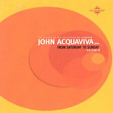 John Acquaviva Presents, Vol. 2 by John Acquaviva (CD, Jan-2001, 2 Discs,...