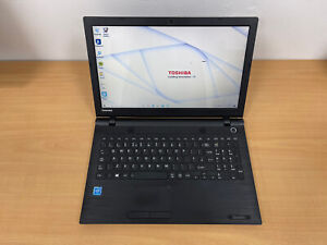 "TOSHIBA SATELLITE C55-C 15.6"" LAPTOP,  1 TB HDD,  INTEL CELERON, 4 GB RAM~WIN 10"