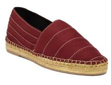 New in Box - $250 Marc Jacobs Sienna Bordeaux Espadrille Flat Size 9 (39)