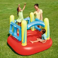 Bestway 1.57m x 1.47m x 1.19m Inflatable Bouncer Kids Play Centre Jumping Castle