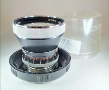 Carl Zeiss Pro-Tessar 35mm f/3.2 Wide Angle Prime Lens - Contaflex Mount