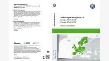RNS 310 - V10 west 2018 SD Karte Volkswagen Seat SKODA