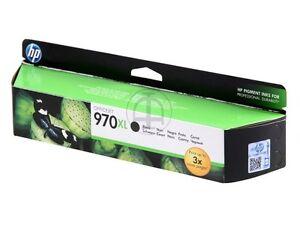 ORIGINAL TWINPACK 2x black CN625AE HP OJ PRO X 551 DW INK Bk Nr.970XL  ZWEI TWO